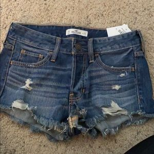 Jean shorts - with tags